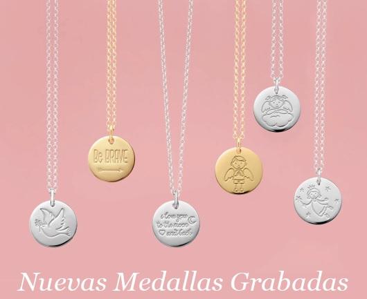 aa6b364836ae medallas comunion oro plata
