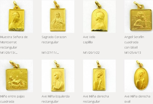 medallas originales